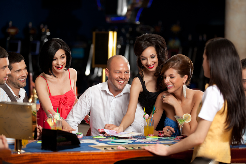 The blackjack etiquette for players and spectators